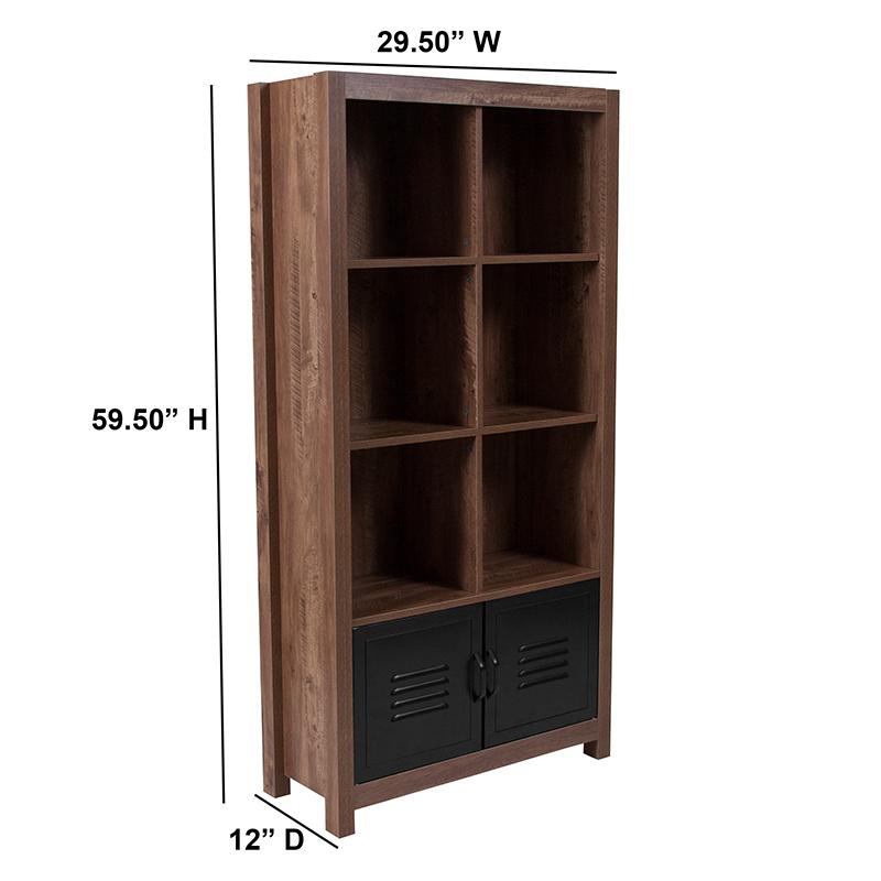 new lancaster storage cube bookcase dimensions