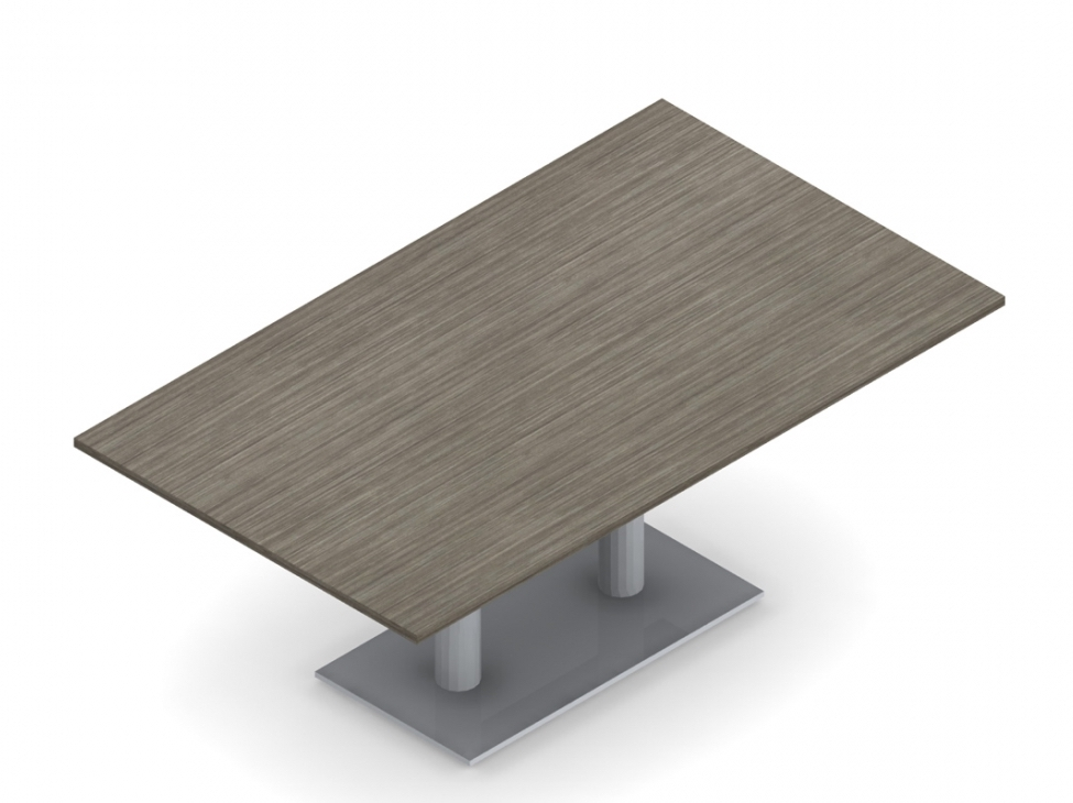 swap dual column conference table