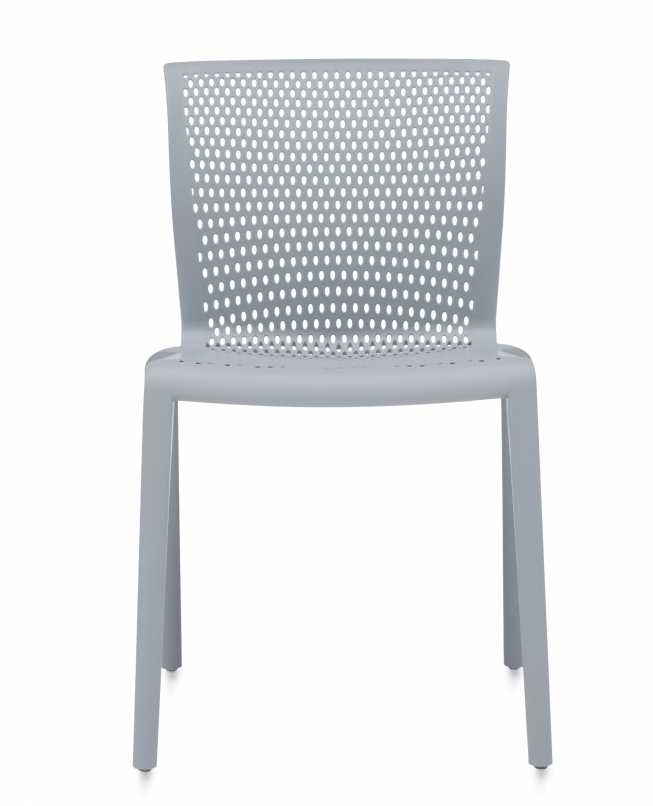 spyker armless chair 6791 front