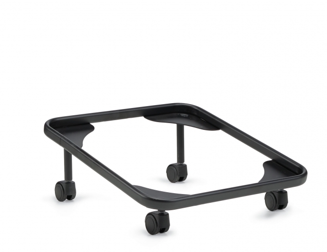 spyker armless chair 6791 dolly