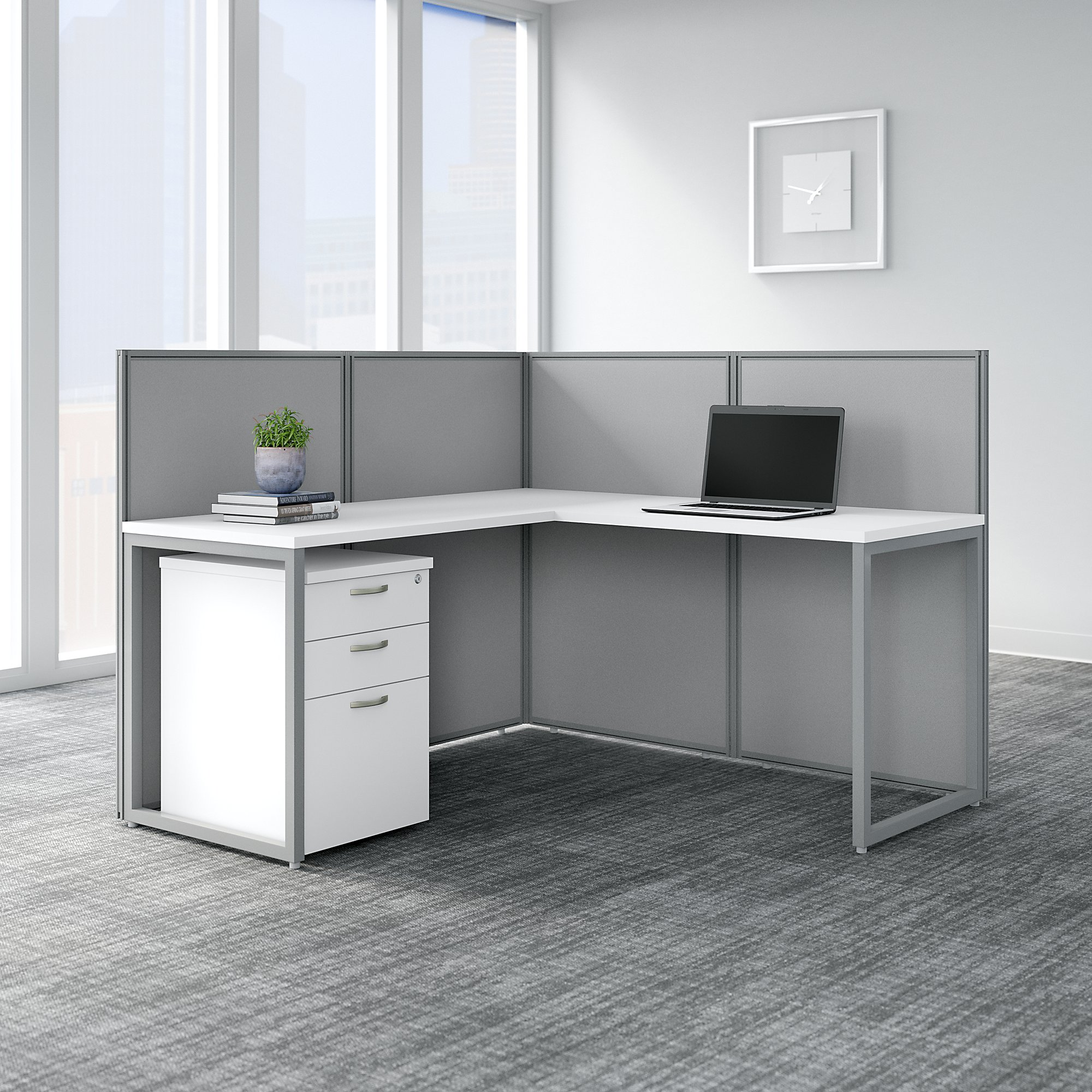 eod360swh l shaped cubicle
