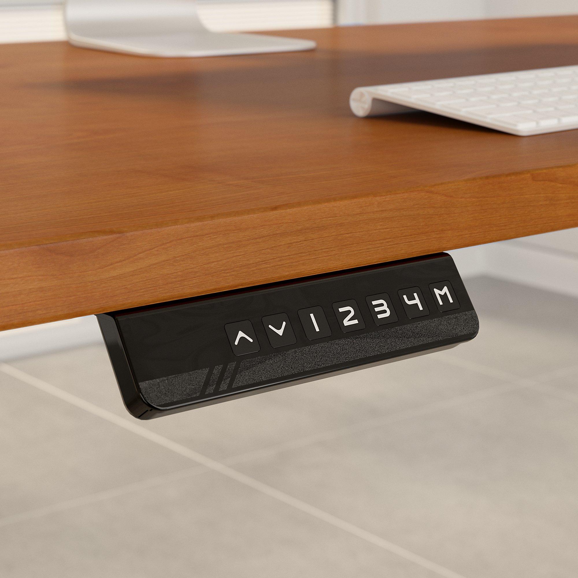 ergonomic desk controls