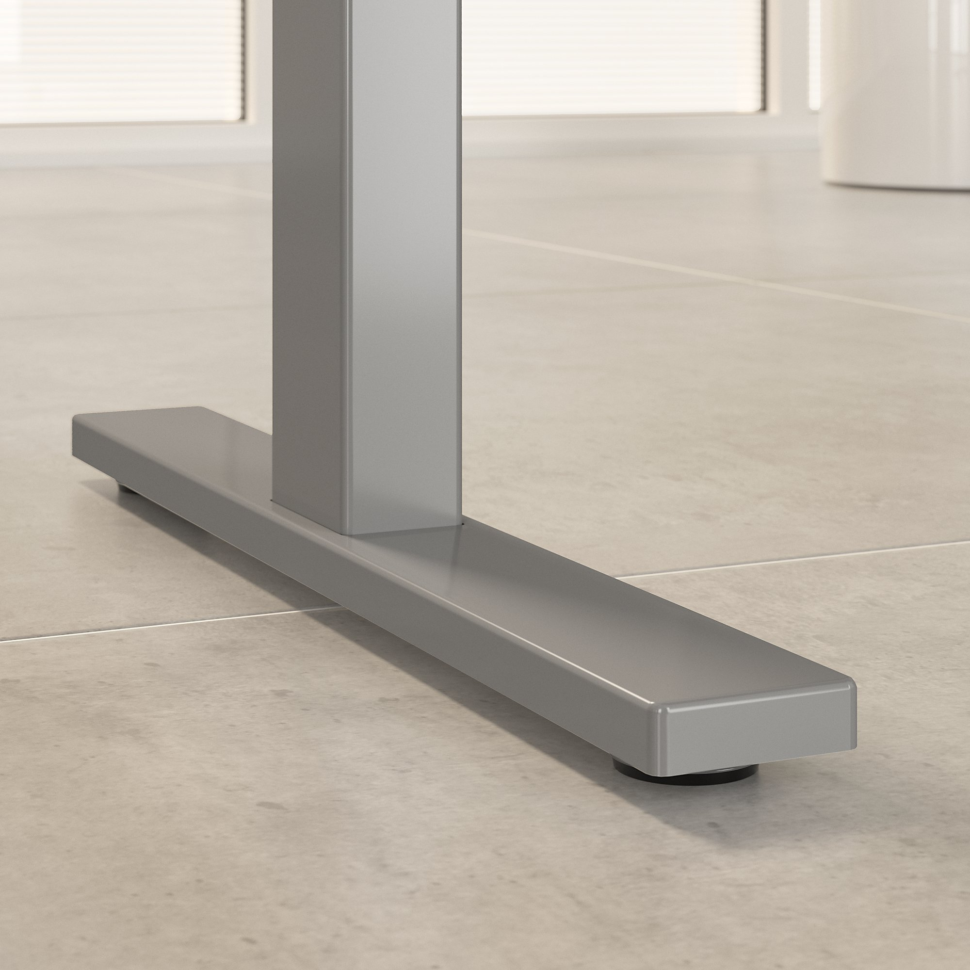 height adjustable desk leg