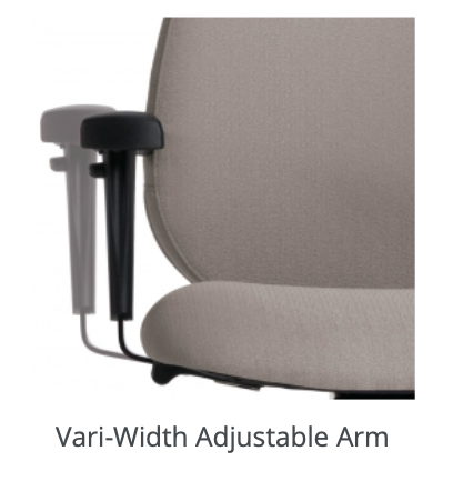 gala chair arms