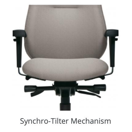 gala chair mechanism