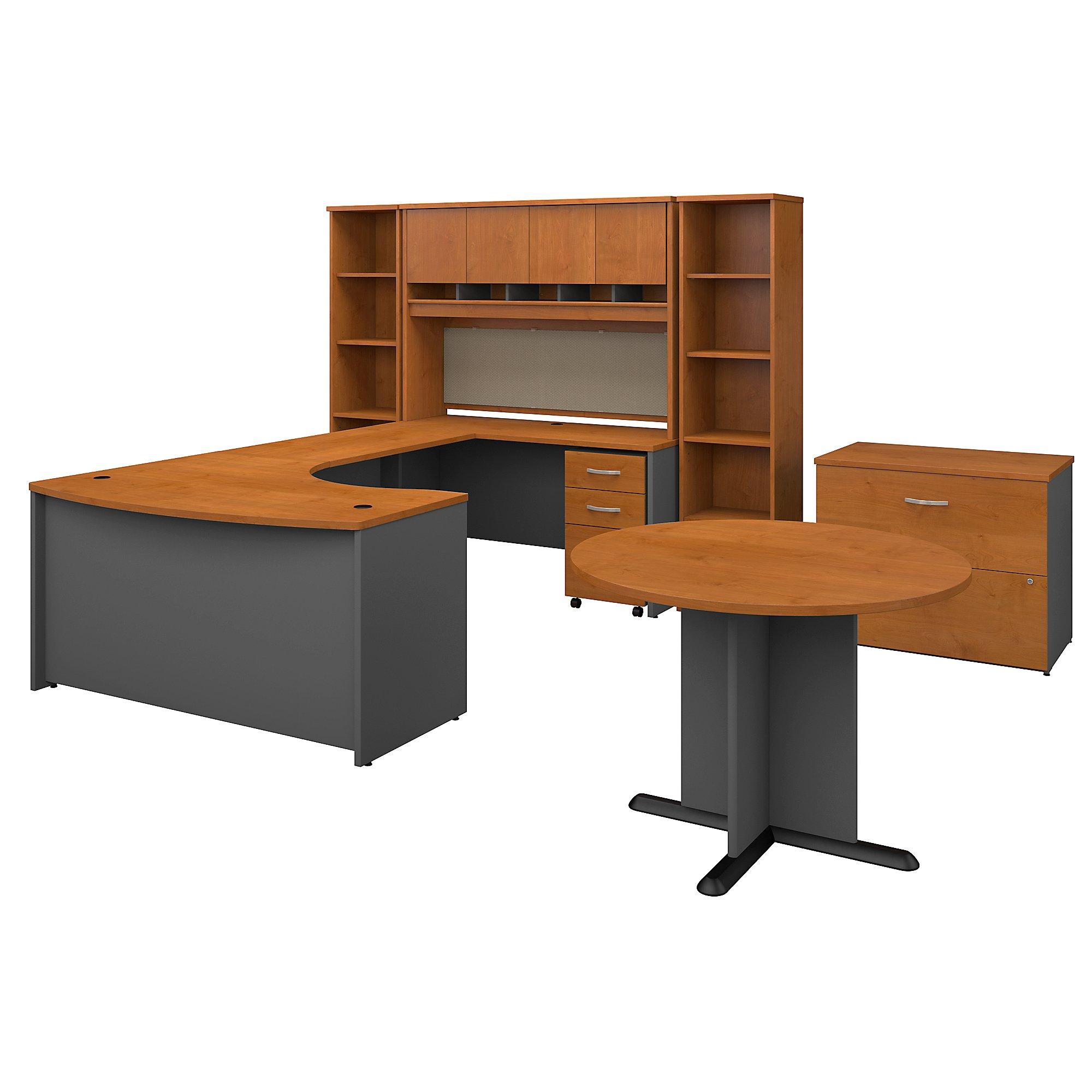 natural cherry executive furniture set