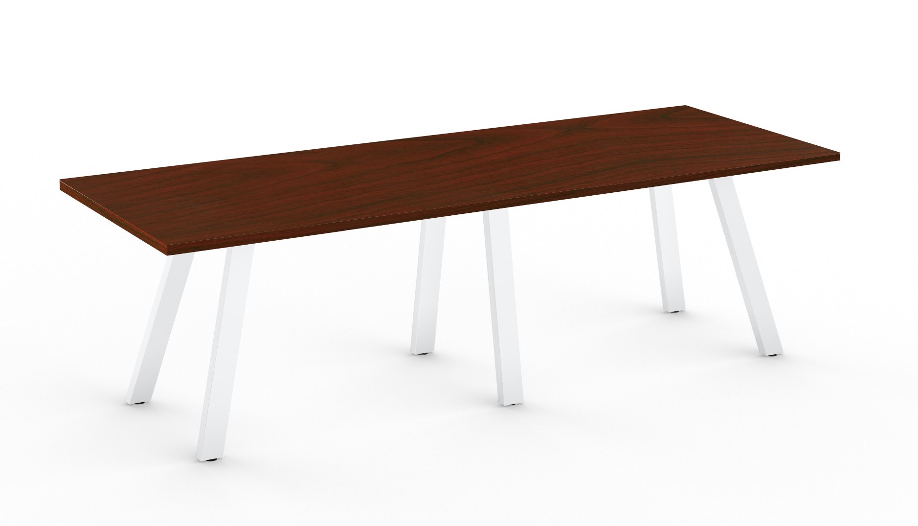 empire mahogany aim xl collection conference room table