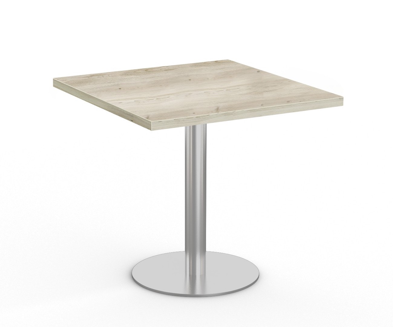 """aged driftwood 36"""" square bistro table by special-t"""