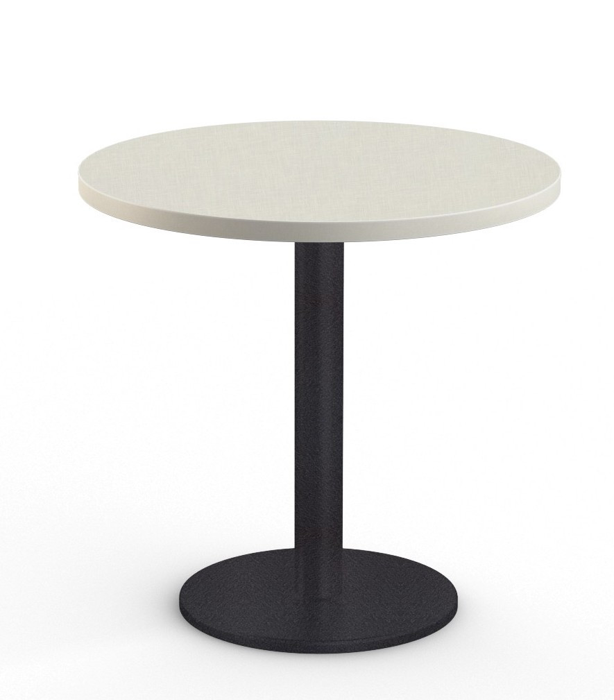 """cantina 36"""" cafe table in canvas"""