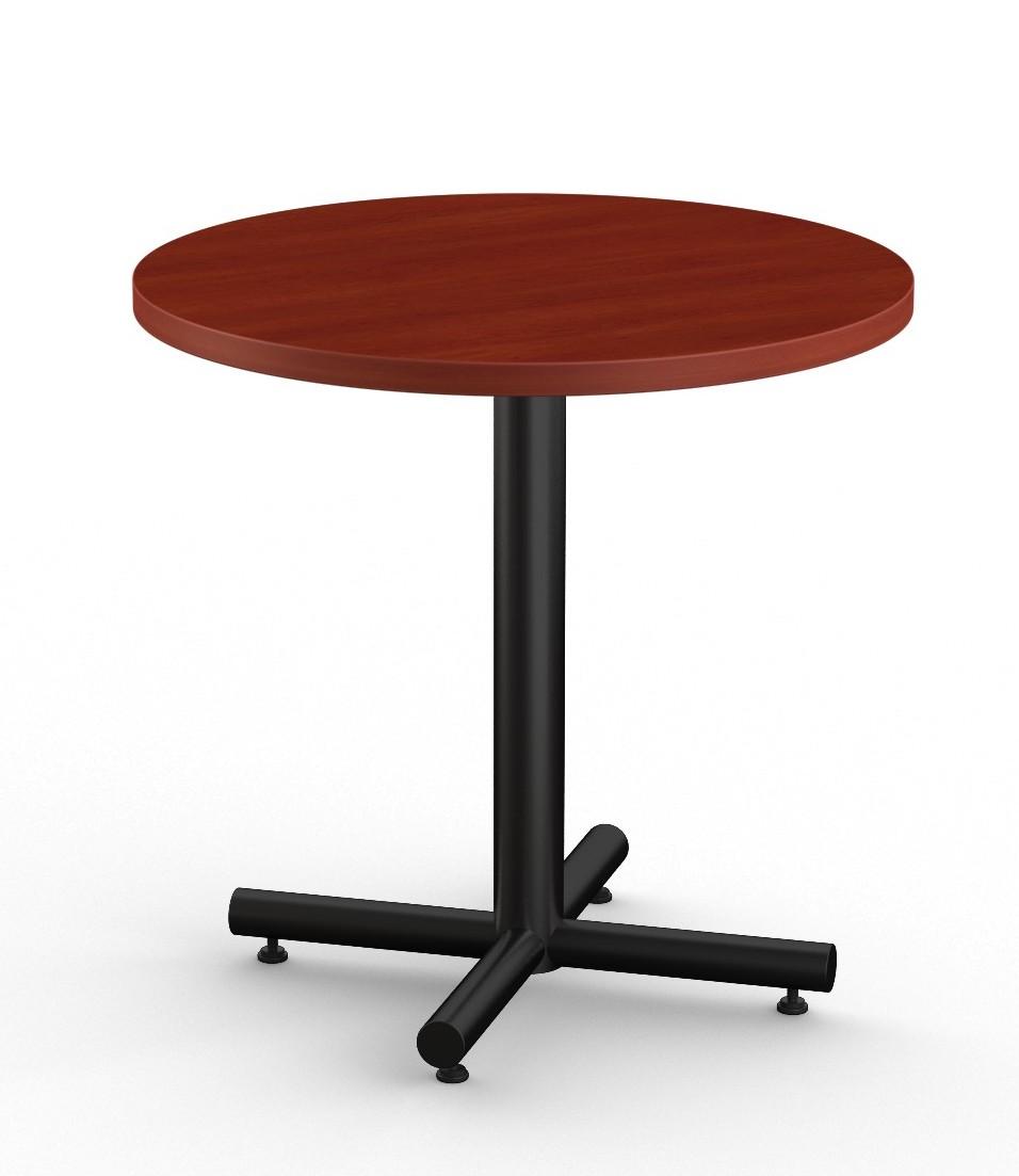 "cherry 36"" classix round table"