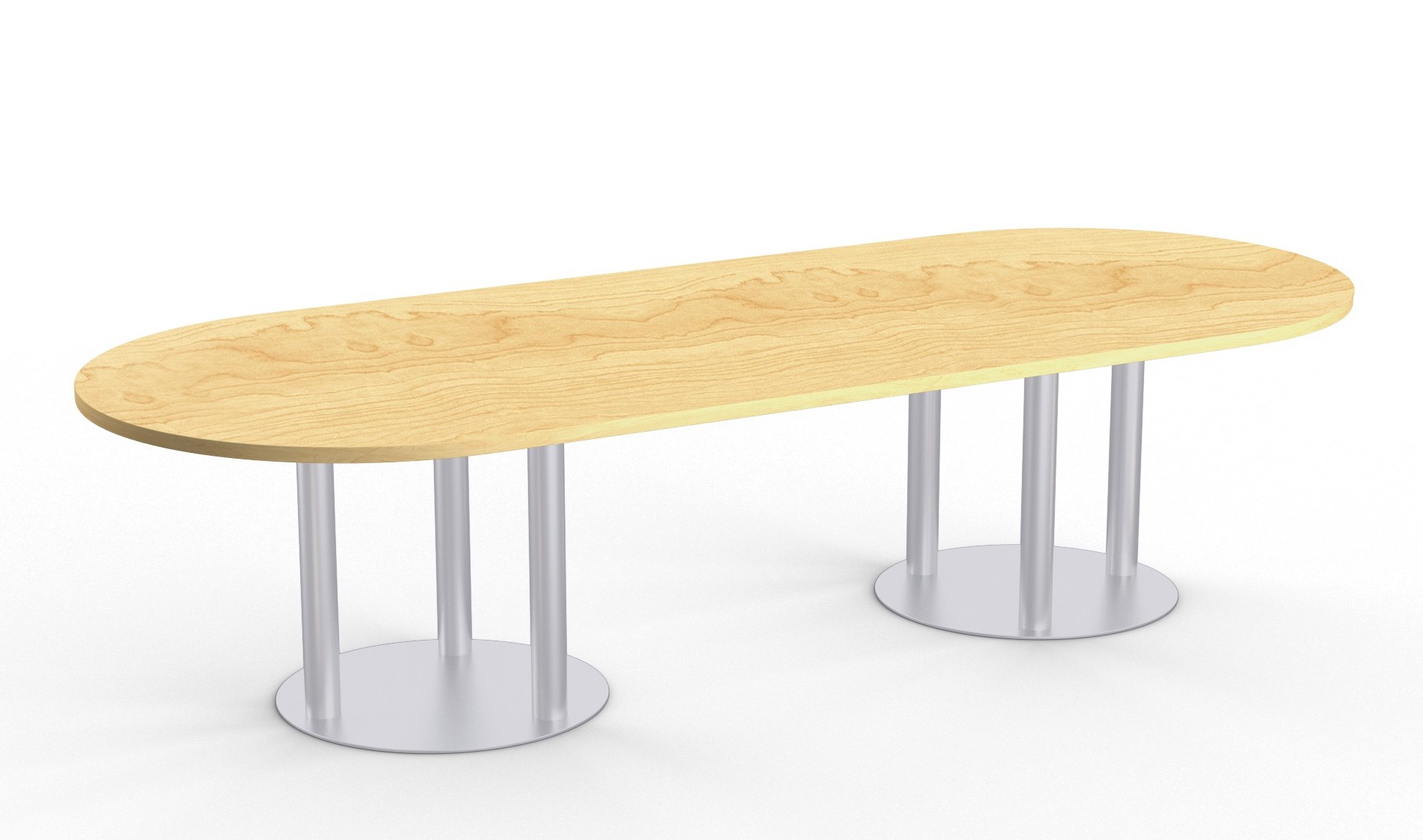 kensington maple astra racetrack conference table