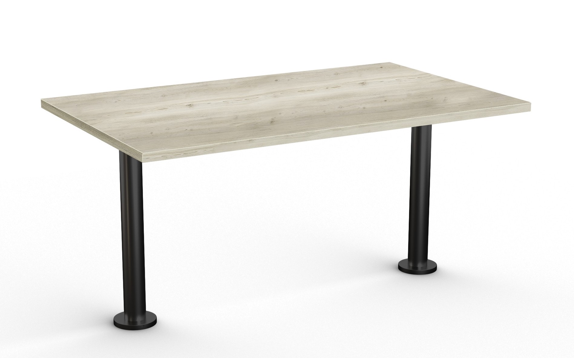 Picture of: Special T Floor Mounted Rectangular Table