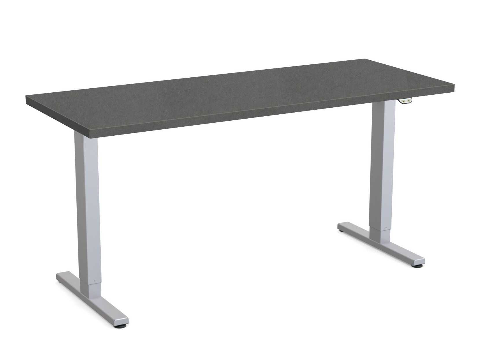 special-t liberty height adjustable table chino