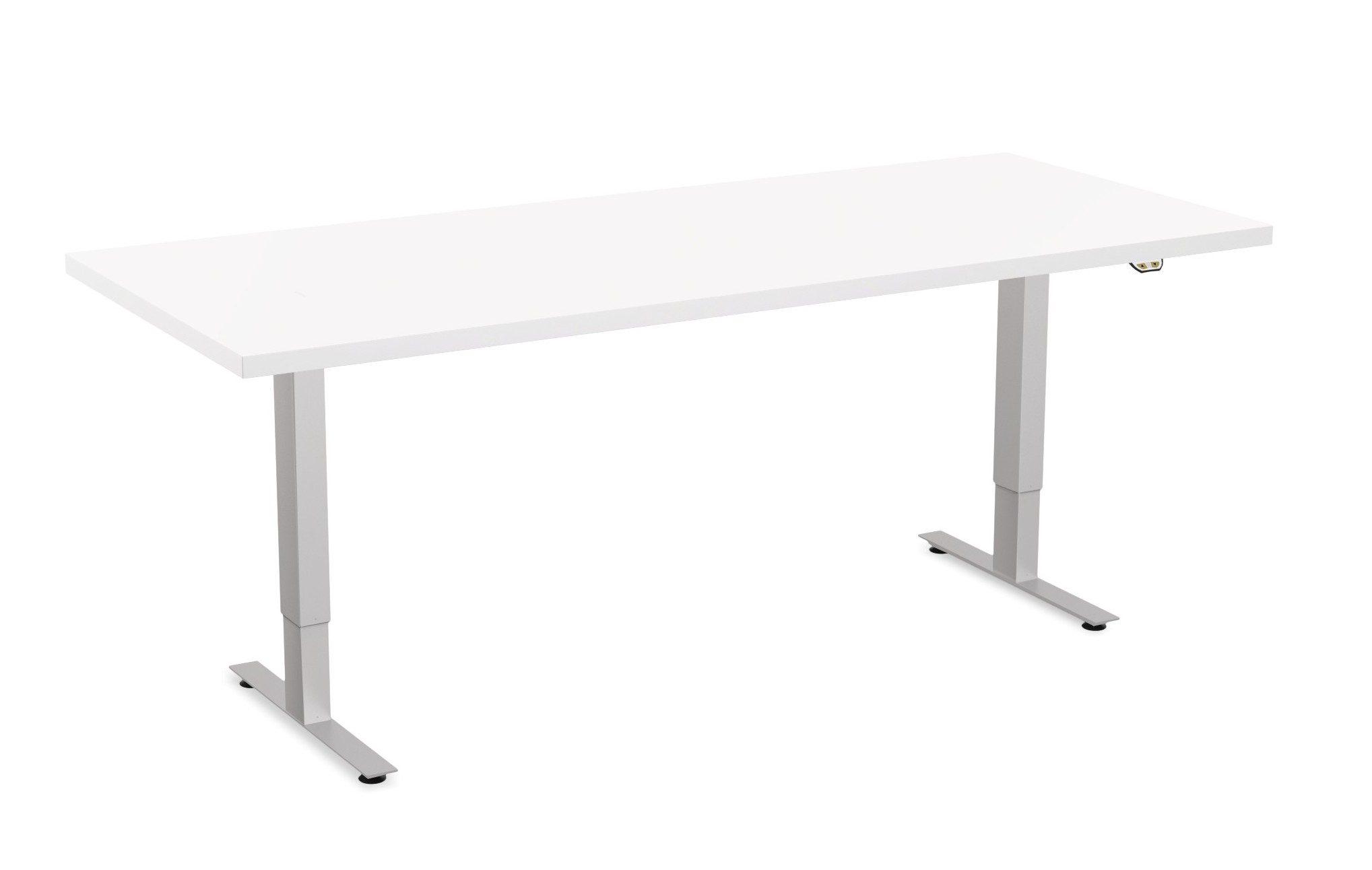 special-t patriot table in white