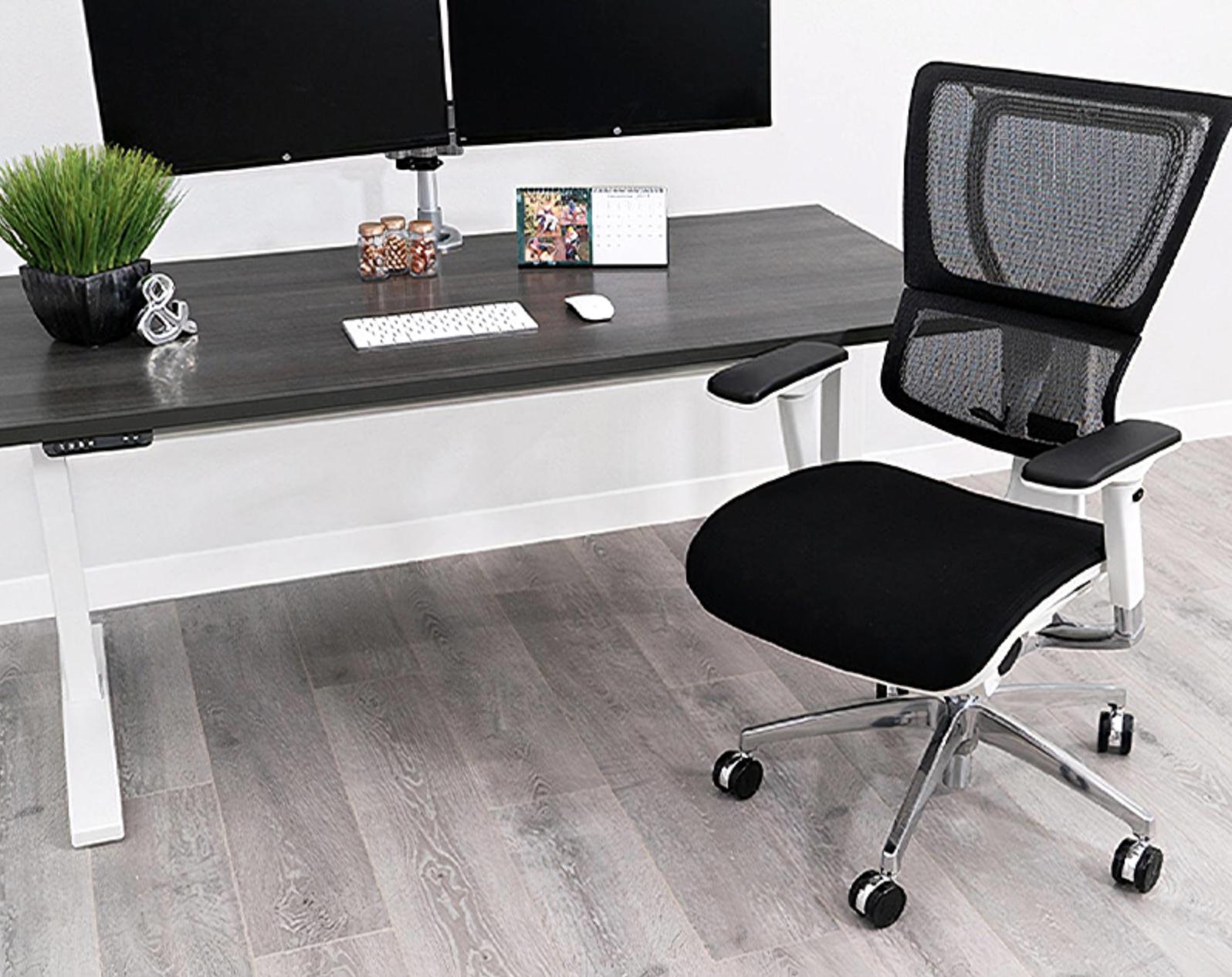 Eurotech Seating iOO Premium Ergonomic Mesh Chair iOO-WHT