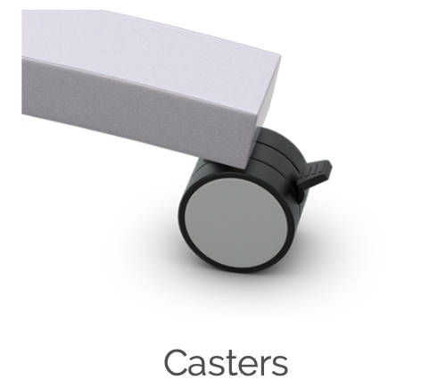 optional casters