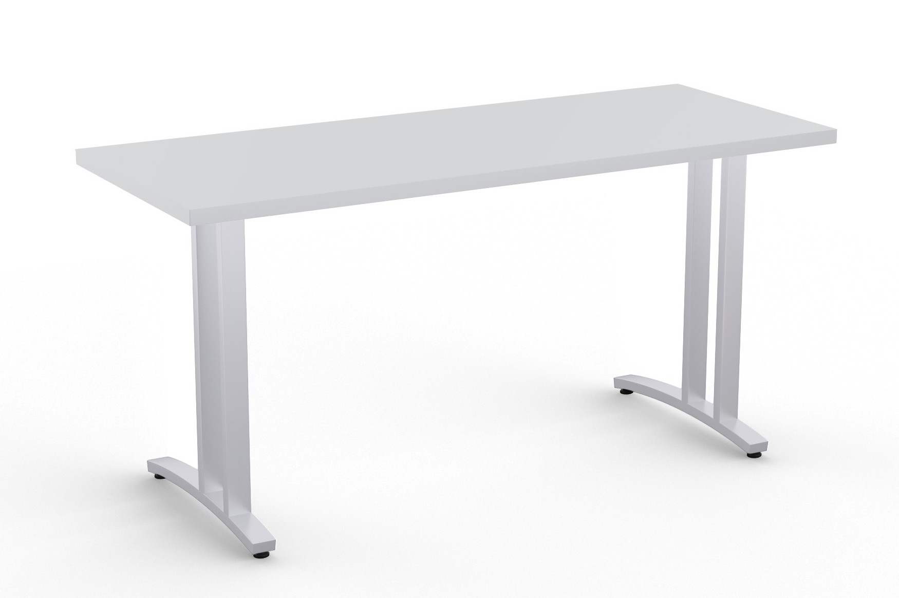 structure 2cl table in light grey