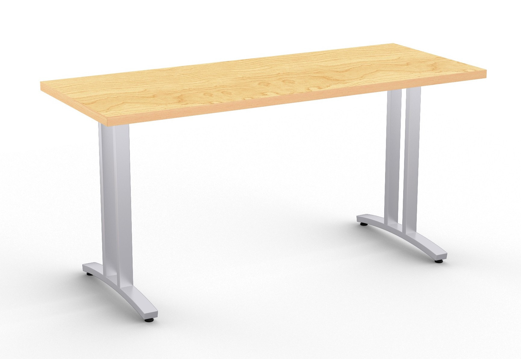 special-t structure 2tl work table in crema maple