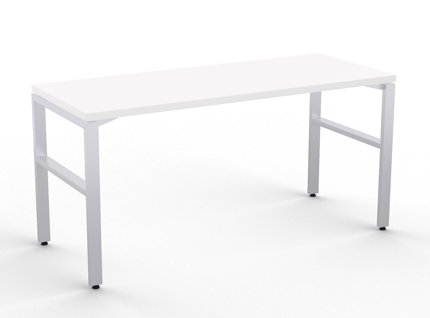 structure h leg table