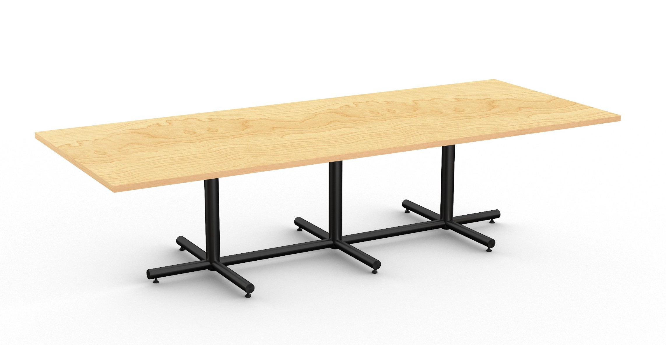 special-t connect large rectangular conference room table