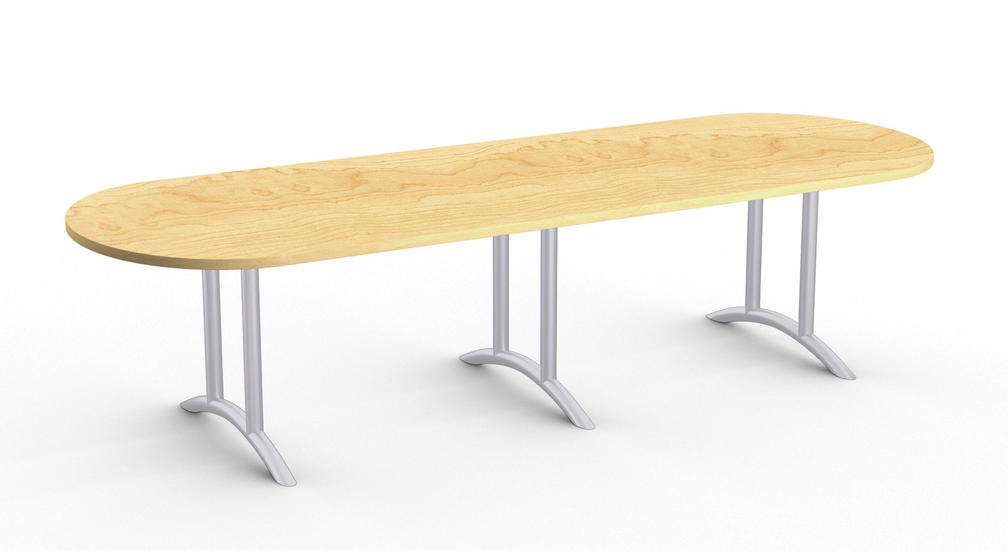 oscar large racetrack conference table