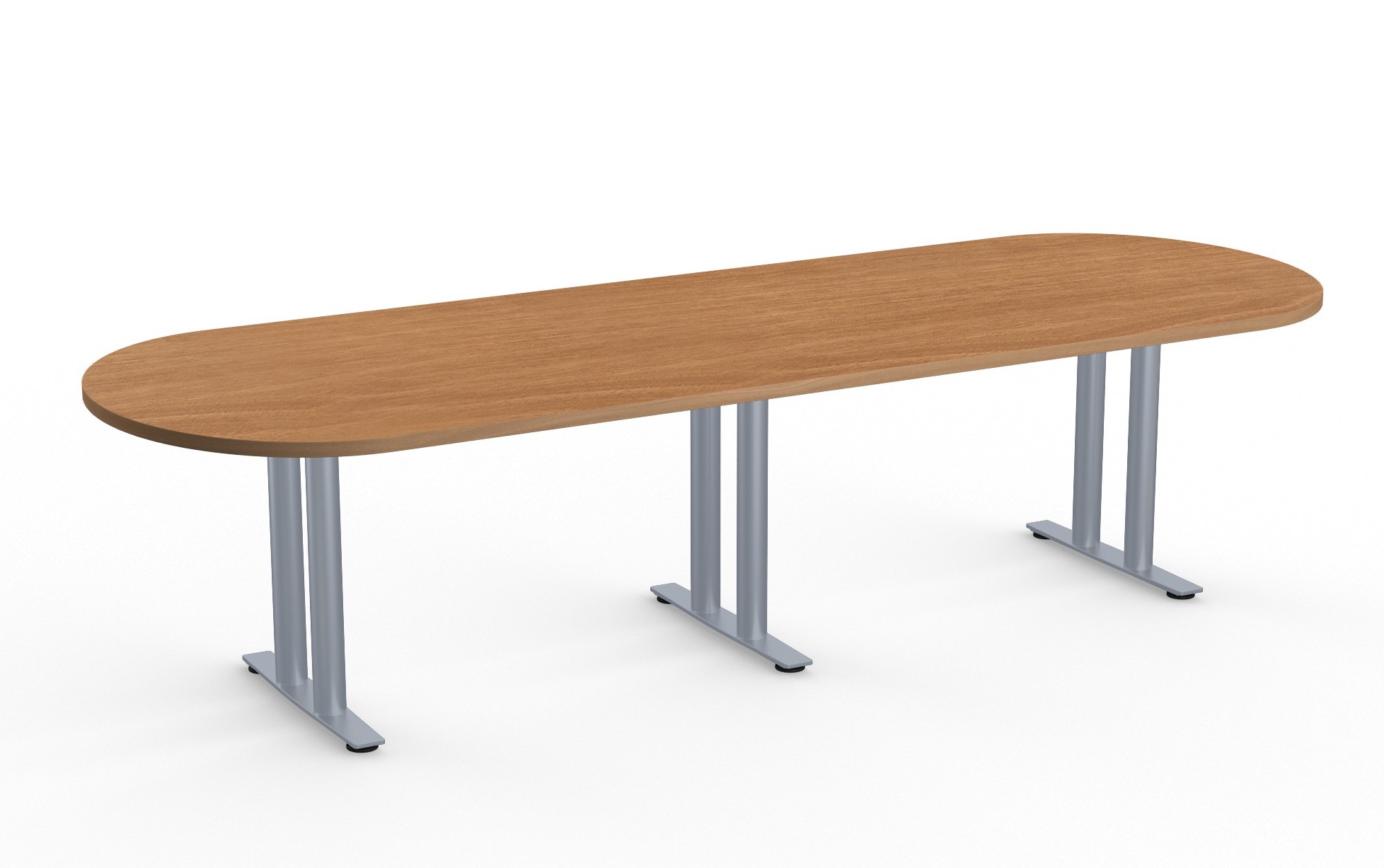 large racetrack conference table made in the usa