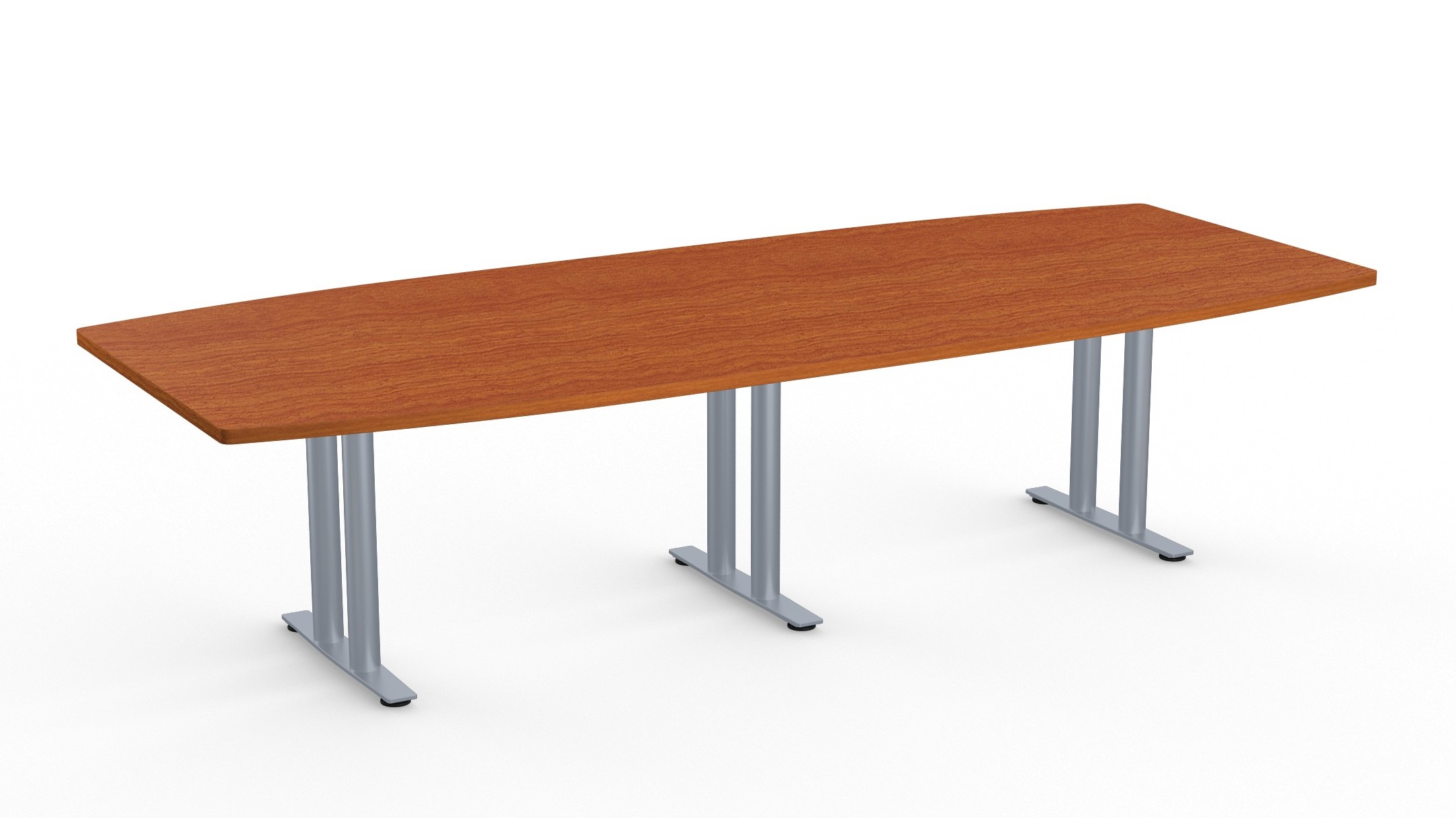 made in the usa boat shaped conference table