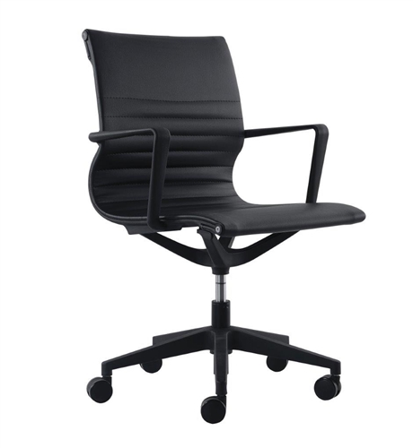Eurotech Seating Kinetic Vinyl Office Chair (2 Colors!)