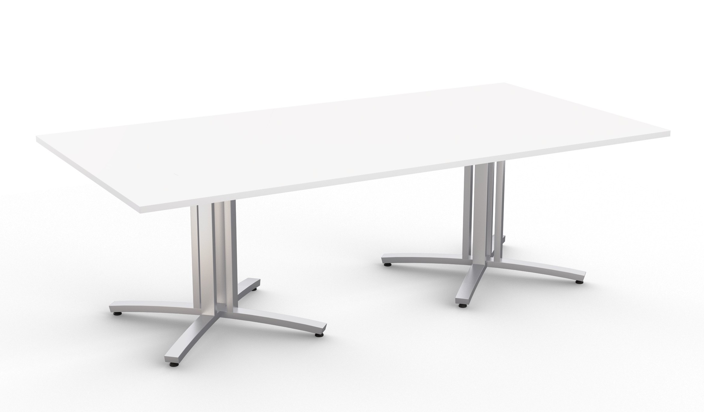 structure 4x rectangular table