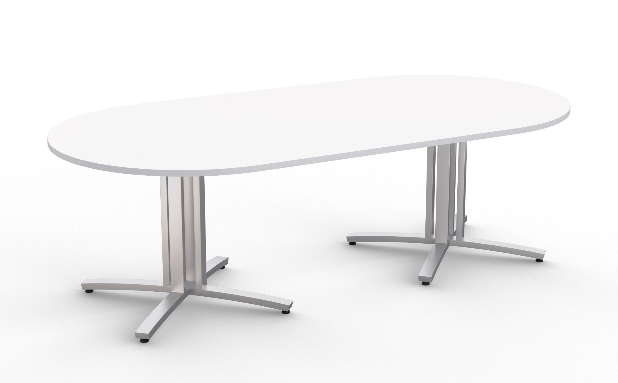 structure 4x racetrack table
