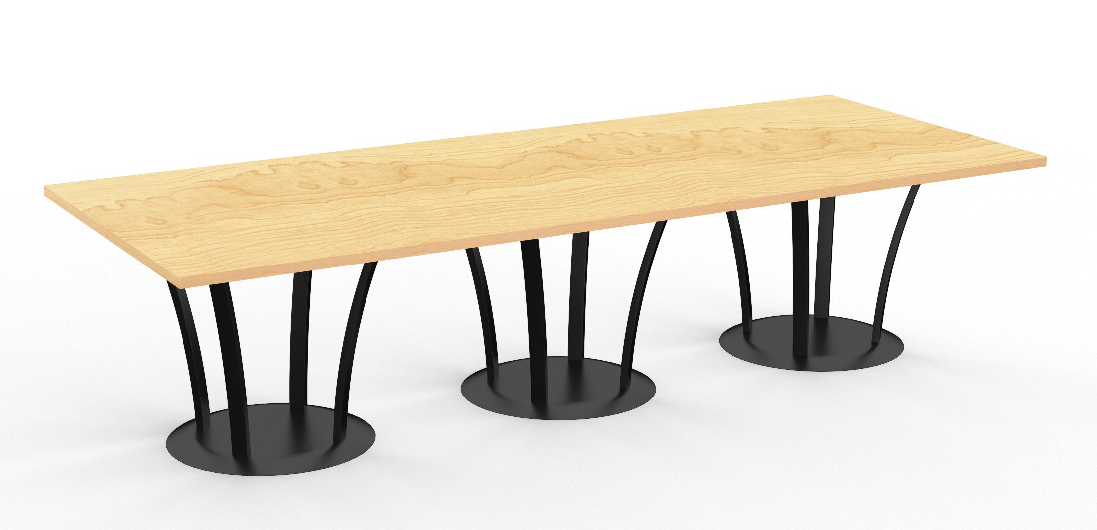structure fountain base 10' long conference table
