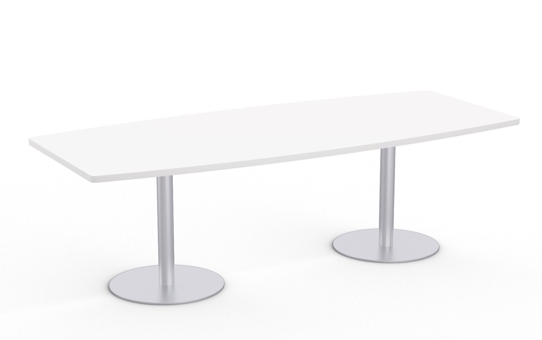 venice boat shaped table