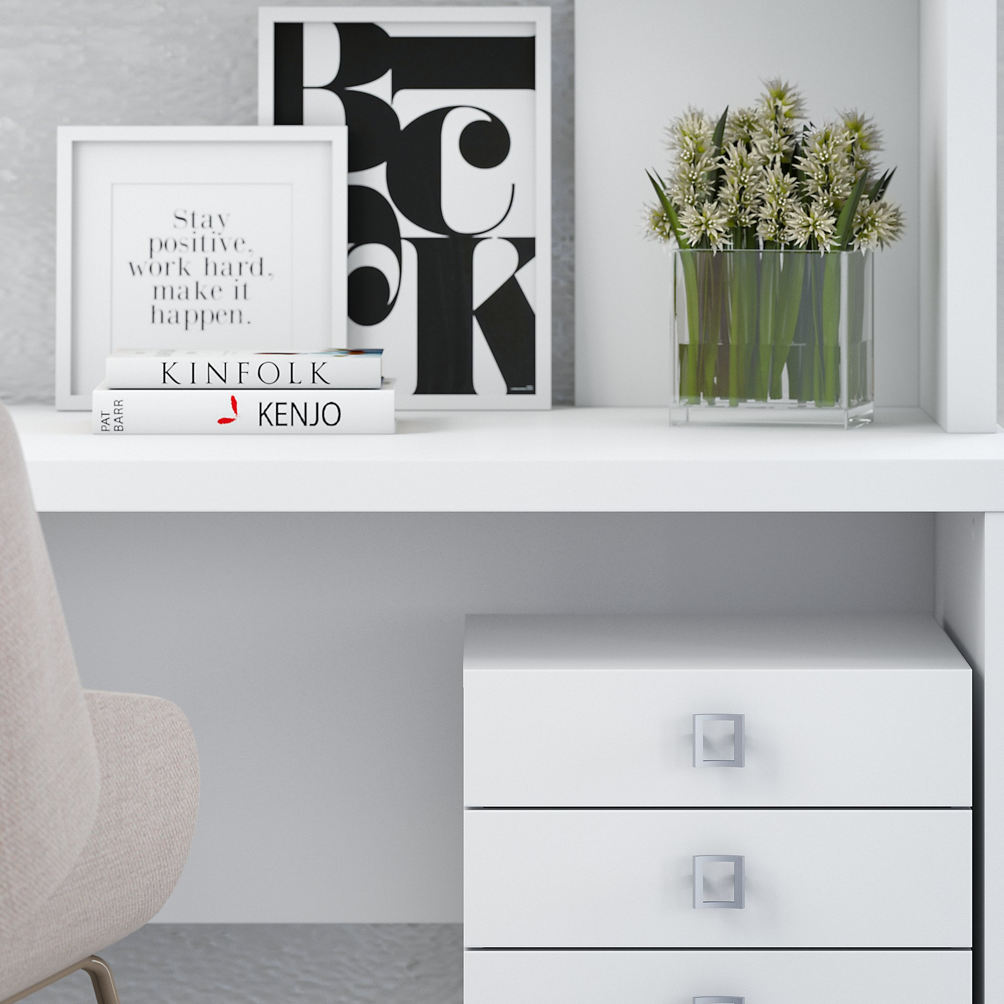 ech006 office by kathy ireland echo pure white feature