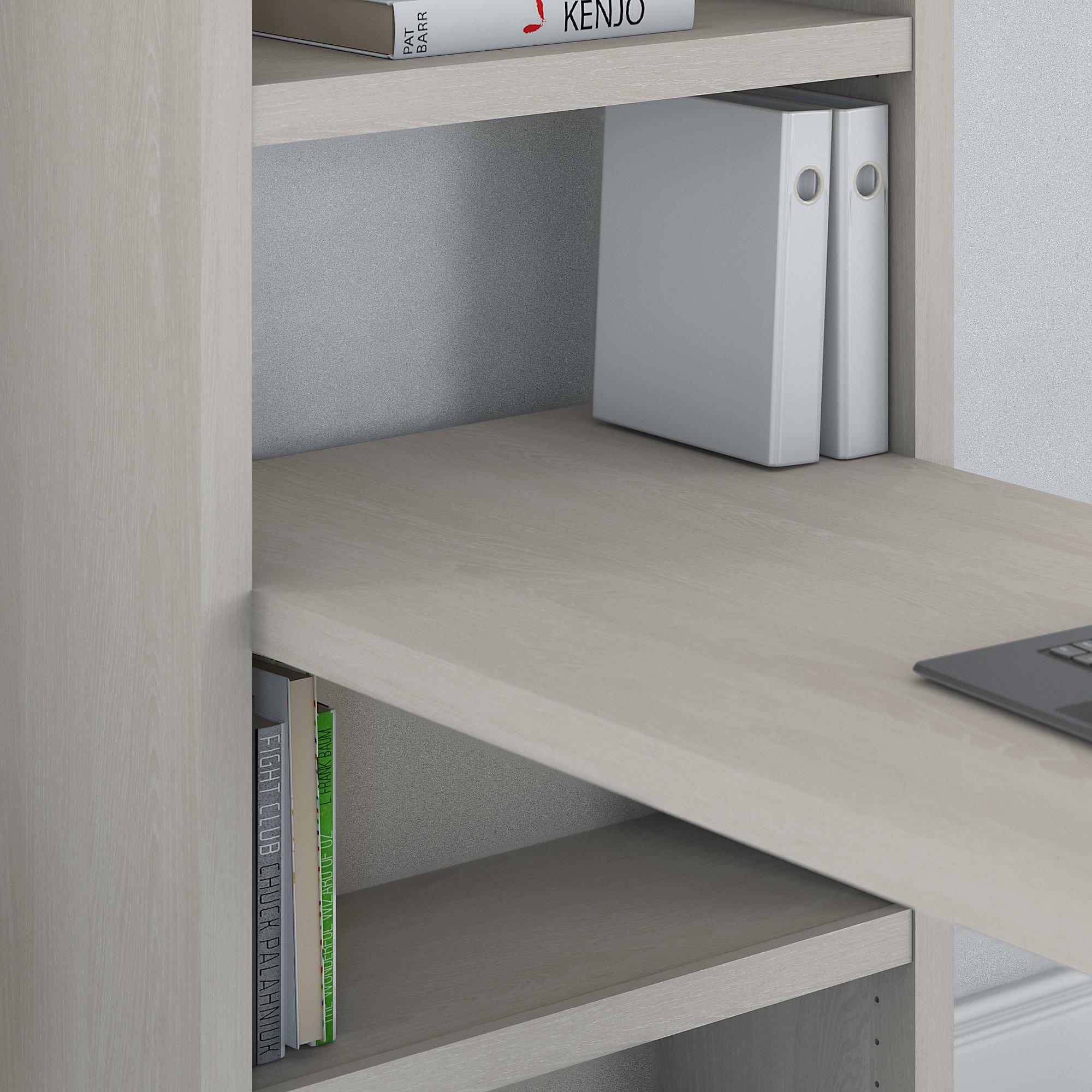 echo desk up close features