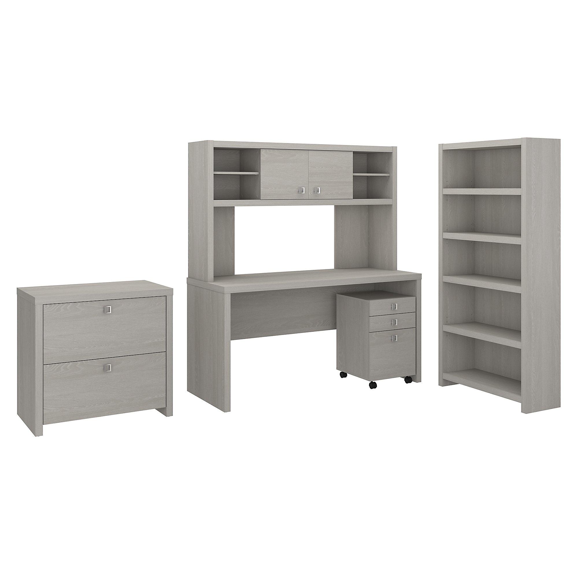 office by kathy ireland echo desk configuration