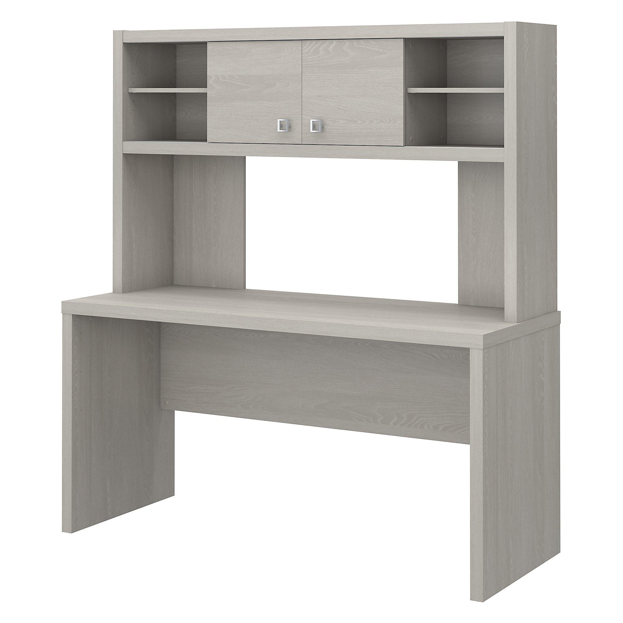 gray sand echo credenza desk