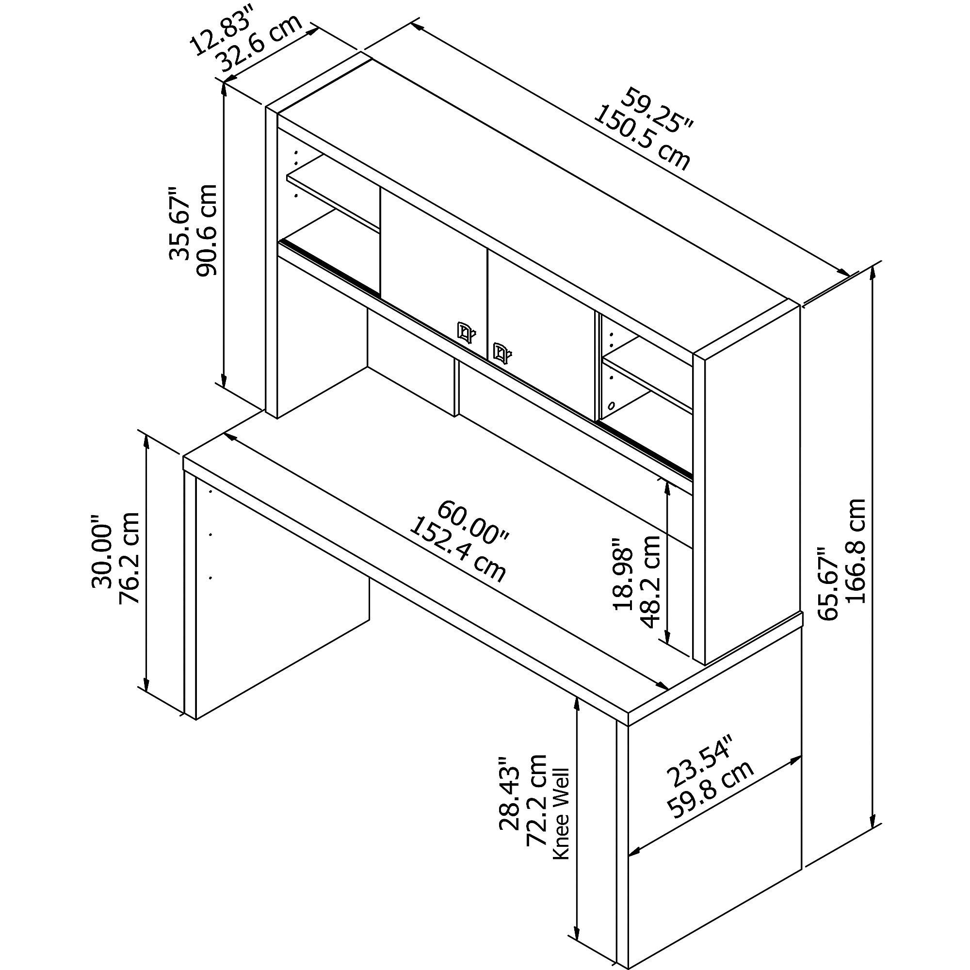ech030 component dimensions