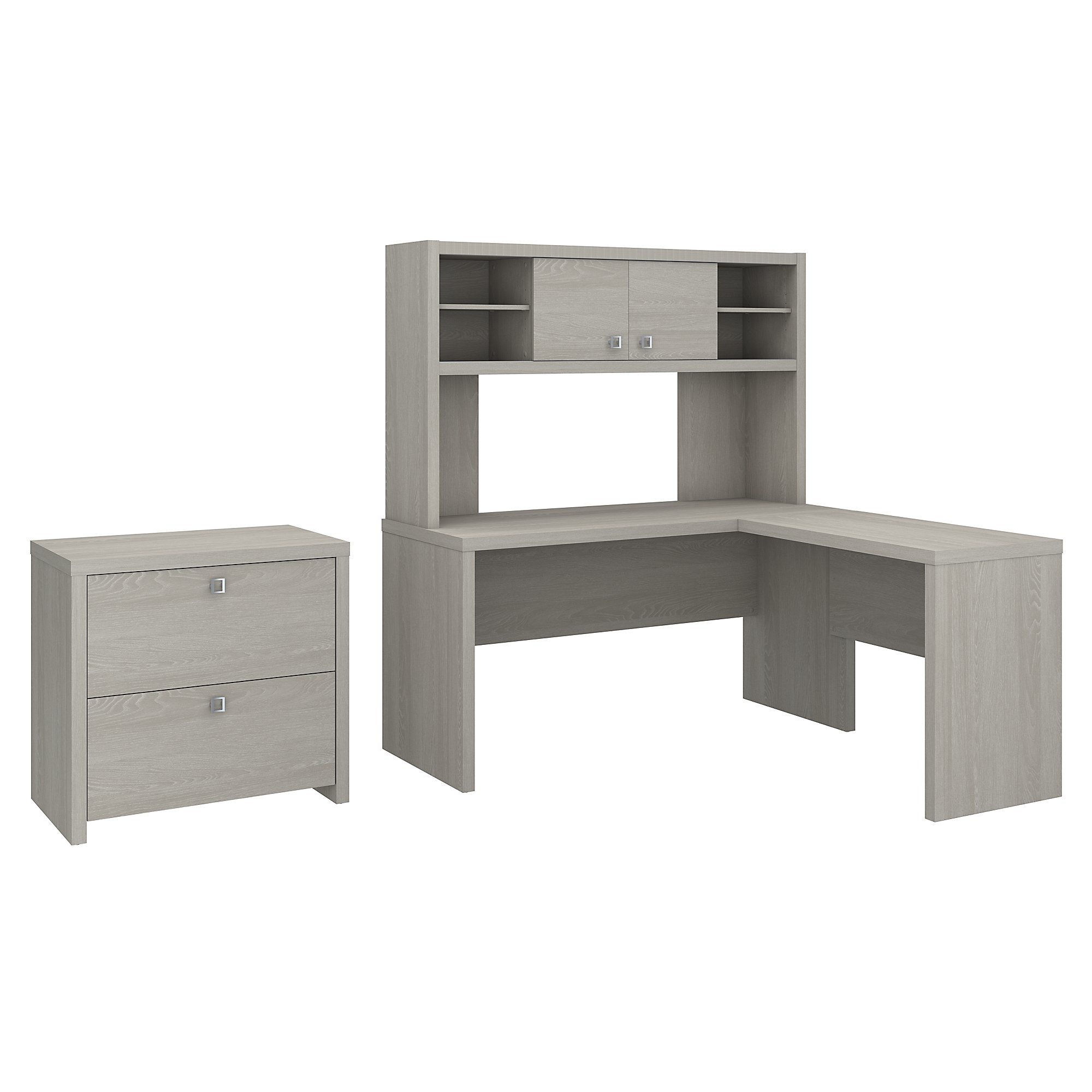 gray sand echo l desk set