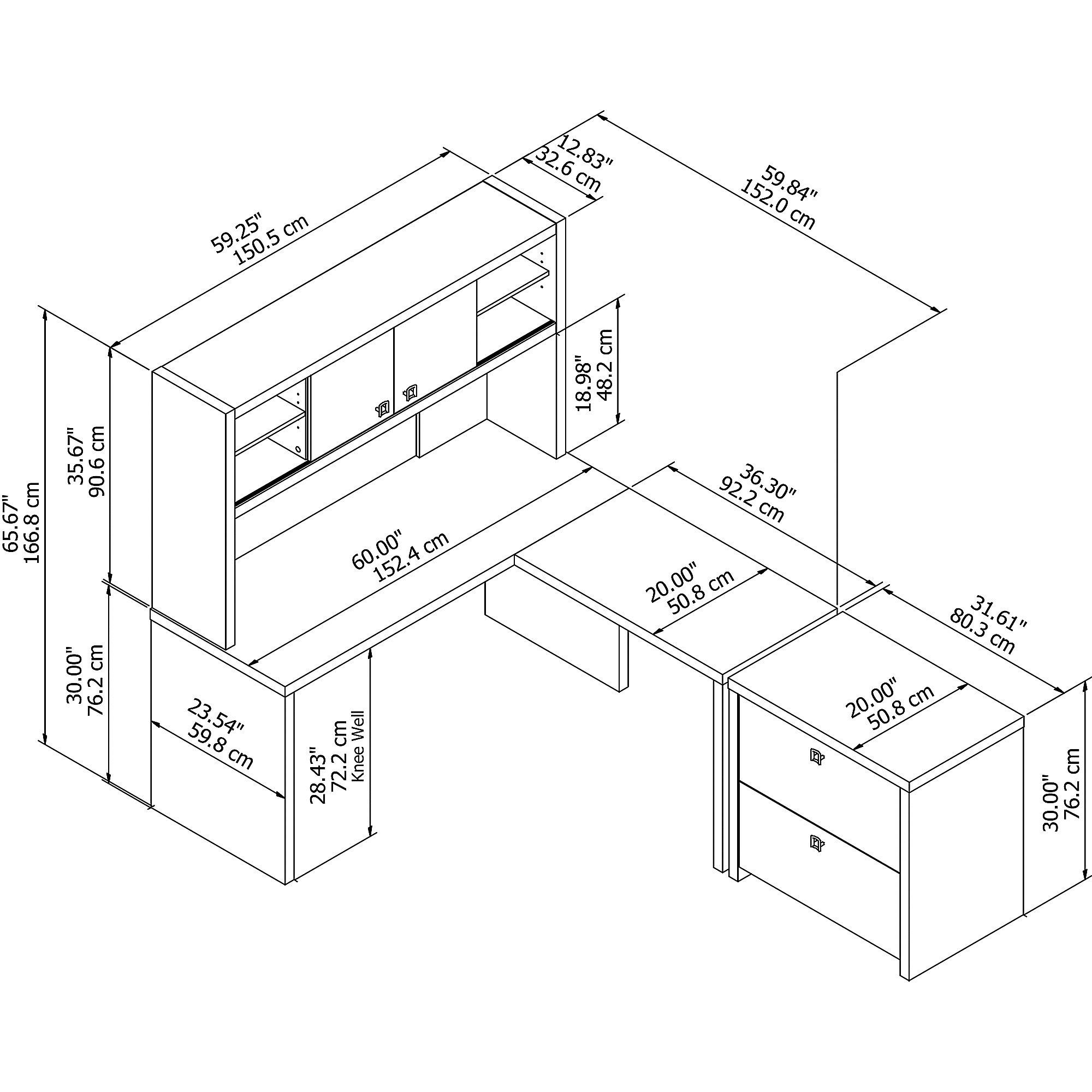 echo ech032 desk components