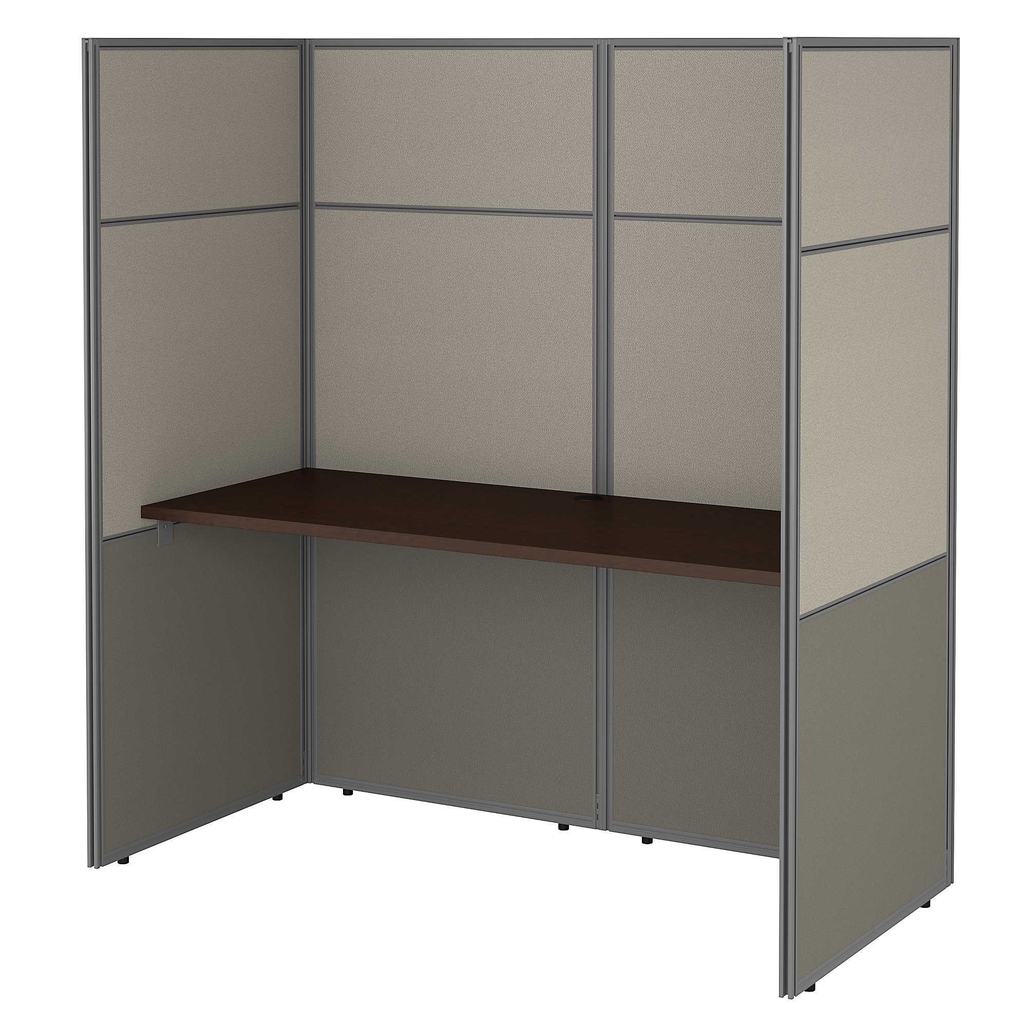 mocha cherry easy office personal cubicle