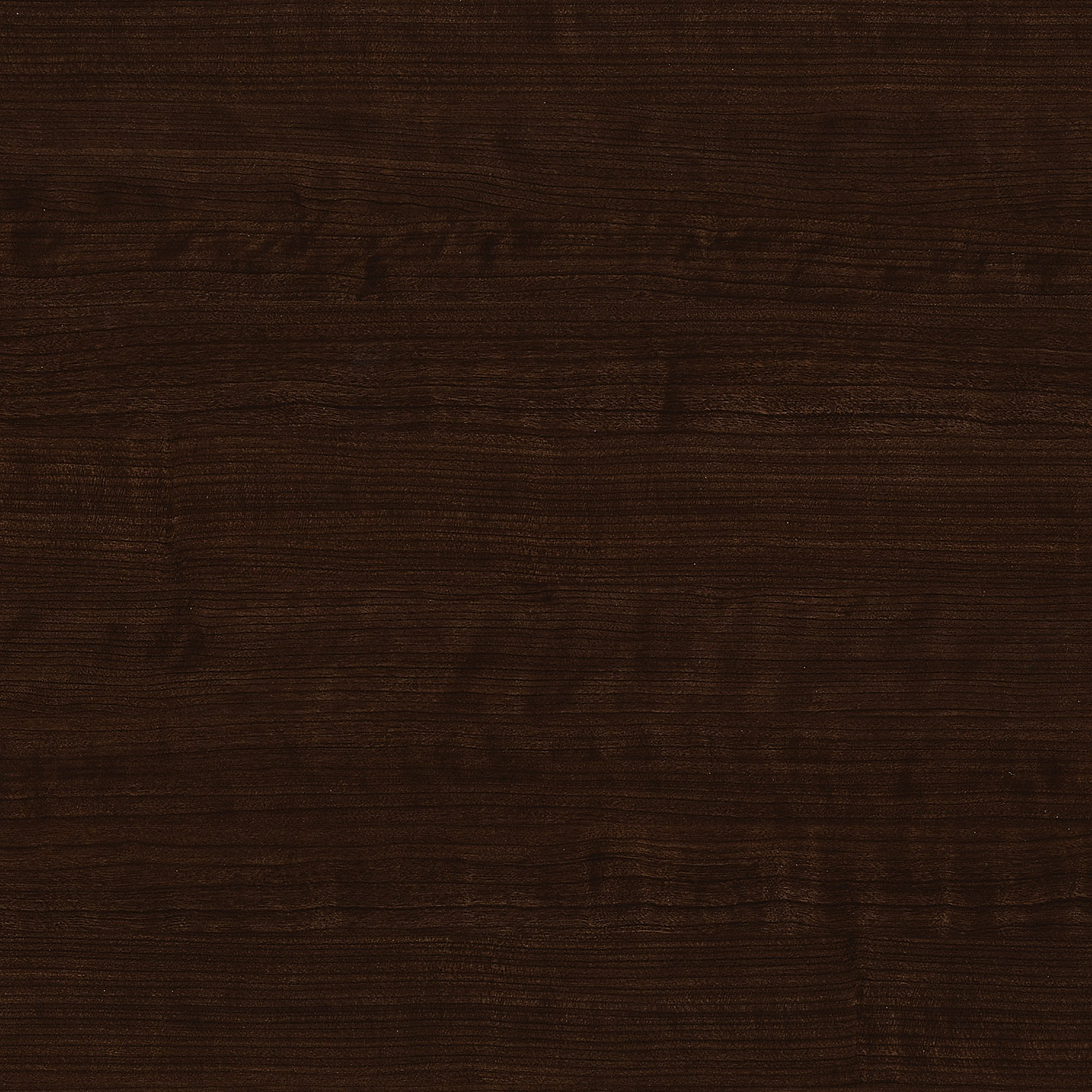 mocha cherry laminate finish