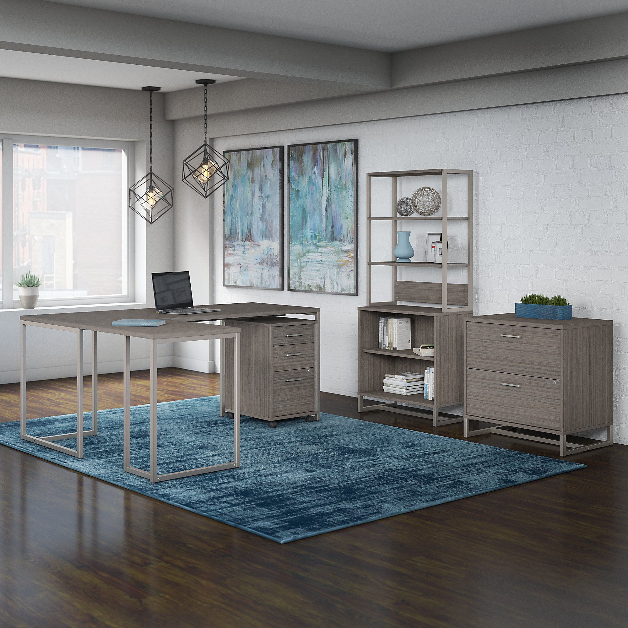 cocoa method collection office furniture set