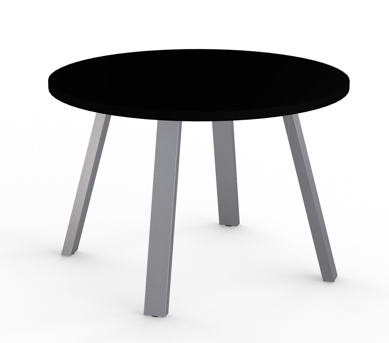 aim xl gathering table in black