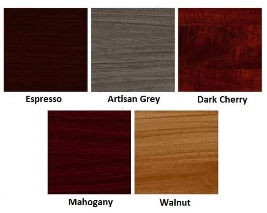 superior laminate component finishes