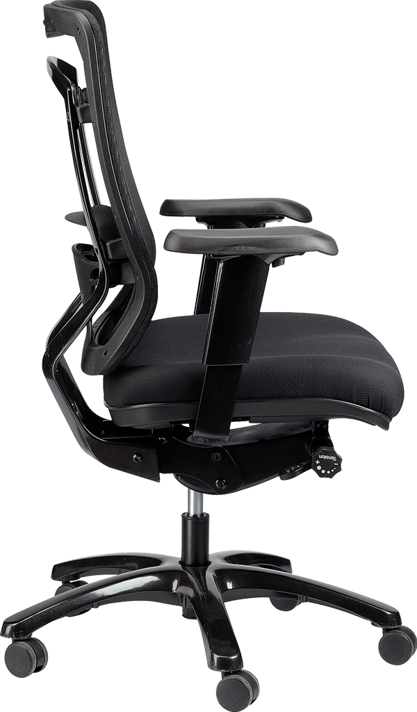 mfsy77 monterey ergonomic chair side