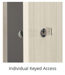 storage locker keys