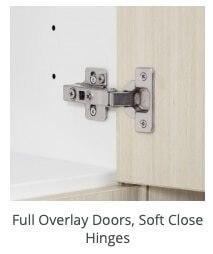 soft close door hinges