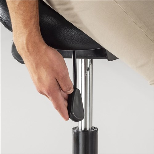 twixt extended height saddle stool adjustments
