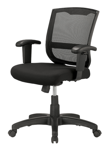 Eurotech Seating MT4500 Maze Office Chair with Adjustable Arms