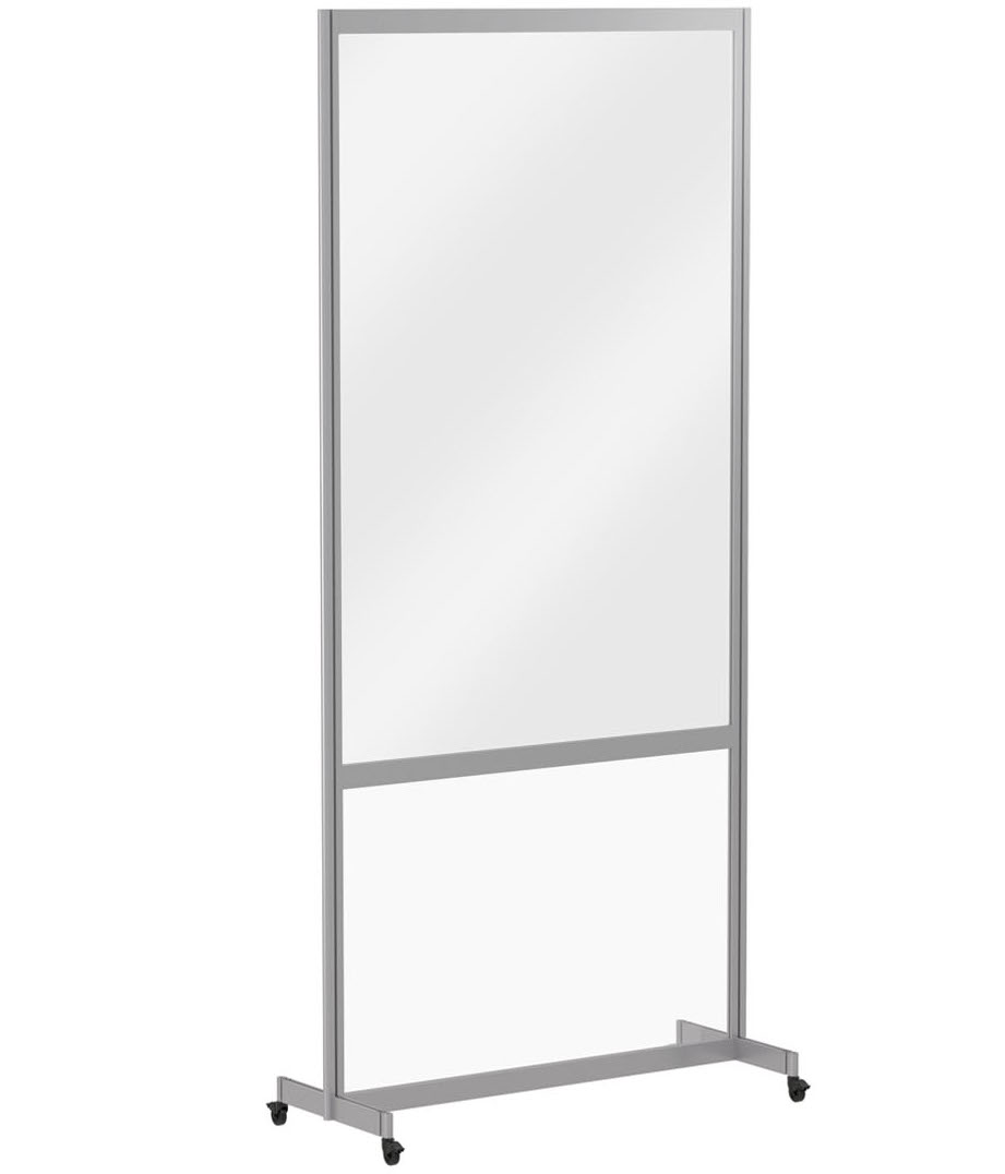 special-t floor standing mobile divider